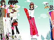 Click to Play Hot Snow Skiing Apparel