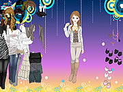 Click to Play Chique Disco Dress Up