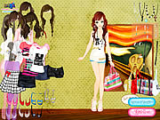 Click to Play Summer Looks Dressup