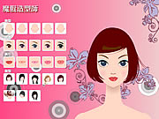Click to Play Virtual Makeover