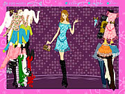 Click to Play Flower Clothing DressUp