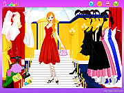 Click to Play Barbie Top Model