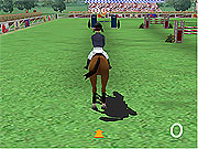 Click to Play Horse Race
