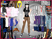 Click to Play Boyish Girl Dressup