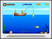 Click to Play Fishing - Cast The Line