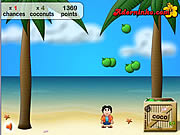 Click to Play Jogo Do Coco Coconut Game