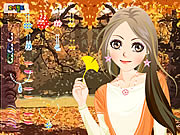 Click to Play Fall Star Makeup