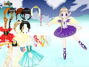 Click to Play Ballerina Princess Maker