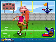 Click to Play Grampa Grumble Field Goal Challenge