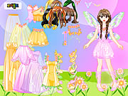 Click to Play Pink Fairy Dressup