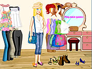 Click to Play Stylish Dress Up