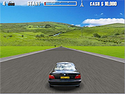 Click to Play Action Driving Game