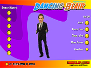 Click to Play Dancing Blair