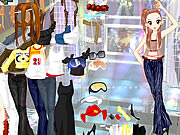 Click to Play Disco Dressup