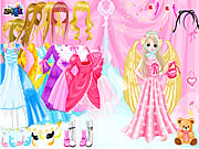 Click to Play Angel Style Dress Up
