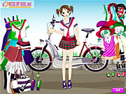 Click to Play School Uniform for Girls
