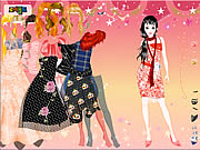 Click to Play Funky Dresses Dress Up