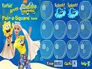Click to Play Barbie Loves Spongebob Squarepants