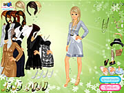 Click to Play Society Lady Dressup