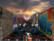 Click to Play Police Fury