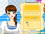Click to Play Girl Dressup Makeover 14