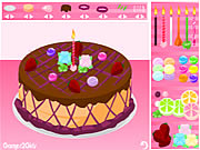 Click to Play Decorate Cake