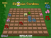 Click to Play Bloomin Gardens