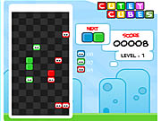Click to Play Cutey Cubes