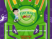 Click to Play Tim Ball Pinball