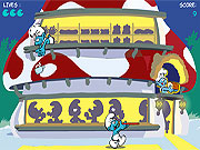 Click to Play The Smurfs