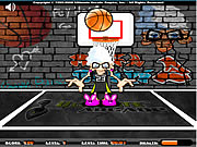 Click to Play Ultimate Mega Hoops 2 - Granny Style