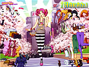 Click to Play Hanami Dressup