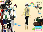 Click to Play After the Rain Dressup