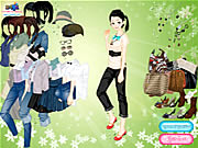 Click to Play Green Day Dressup