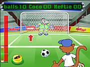 Click to Play Coco Penalty Shoot-out