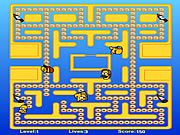 Click to Play Simpsons Pacman