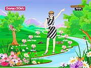 Click to Play Amanda Girl Dressup