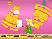 Click to Play Cake Tower