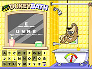 Click to Play Johnny Test - Dukey Bath