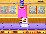 Click to Play Food Machine