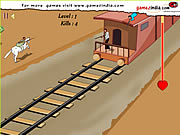 Click to Play Train Shootout
