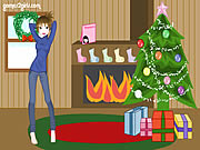 Click to Play Christmas with Friends