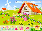 Click to Play Flower Gardening