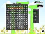 Click to Play Word Search Gameplay - 46