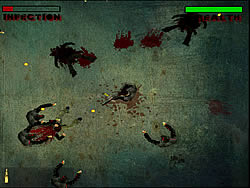 Click to Play Zombie Horde Game