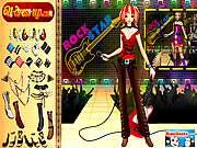 Click to Play Rockstar DressUp 2