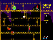 Click to Play Bonkey Pong