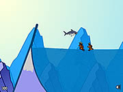 Click to Play Shark Mountain