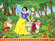 Click to Play Hidden Numbers - Snow White