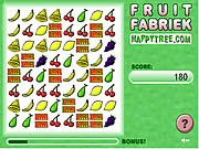 Click to Play Fruit Fabriek